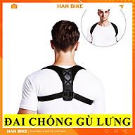 Đai chống gù lưng nam nữ cao cấp định hình cơ thể giúp chống cong vẹo cột sống thumbnail