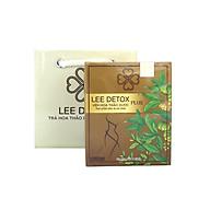 Trà Hoa Thảo Dược Giảm Cân Lee Detox Plus (15 gói x 02 viên) thumbnail