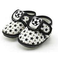 Giày tập đi cho bé trai, giày tập đi cho bé gái đế mềm chống trượt họa tiết đáng yêu dn20051501 thumbnail
