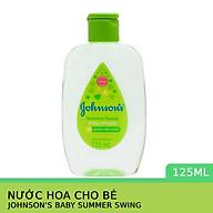 Nước hoa Johnson s Baby hương mùa hè 125ml - 100818766 thumbnail