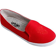 Giày Slip On Nữ Urban UL1704 - Đỏ thumbnail