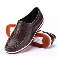 Giày Công Sở Đi Mưa Thời Trang Nam Cao Cấp thumbnail