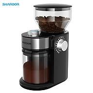 Máy xay cà phê cao cấp nhãn hiệu Shardor CG835 công suất 150W, dung tích ngăn chứa hạt 240g - Hàng Nhập Khẩu thumbnail