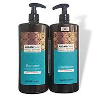Cặp dầu gội xả phục hồi tóc khô hư tổn Arganicare for Dry & Demaged Hair (Argan & Shea Butter) 750ml thumbnail