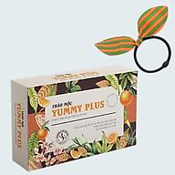 Thảo Mộc Hỗ Trợ Tăng Cân Slimming Care Yummy Plus, Tặng Cột Tóc Tai Thỏ Màu Ngẫu Nhiên thumbnail