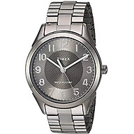 Timex Men s TW2T46000 Briarwood 40mm Black Stainless Steel Expansion Band Watch thumbnail