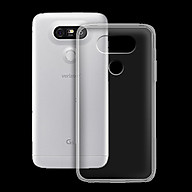 Ốp lưng cho LG G5 - 01163 - Ốp dẻo trong - Hàng Chính Hãng thumbnail