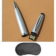 USB CÂY BÚT VIẾT 8G +TẶNG BỊT MẮT NGỦ thumbnail
