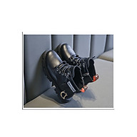 Giày Boot ( cao cổ ) cho bé gái phong cách hàn quốc - EB004D thumbnail
