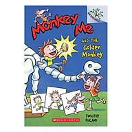Monkey Me Book 1 Monkey Me And The Golden Monkey (With Cd) thumbnail