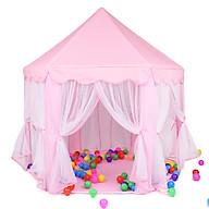 Lều Màn Hoàng Tử - Công chúa cao cấp cho bé Tặng kẹp tinh dầu chống muỗi thumbnail
