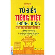 Từ Điển Tiếng Việt Thông Dụng Dành Cho Học Sinh ( Bìa Vàng ) tặng kèm bookmark thumbnail