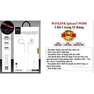 Tai Nghe Bluetooth Iphone 7 Winlink 02W888 thumbnail