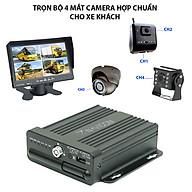 Hệ thống 4 camera hợp chuẩn nghị định 10 Navicom HT04ND10_Hàng chính hãng thumbnail