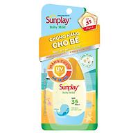 Sữa Chống Nắng Cho Bé Và Da Nhạy Cảm Sunplay Baby Mild SPF 35, PA++ (30g) thumbnail