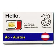 Sim Du lịch Áo - Austria 4G Tốc độ cao thumbnail