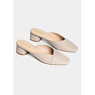 Giày cao gót thơ i trang Erosska bi t mu i go t vuông kiê u dáng đơn gia n cao 4cm CL008 thumbnail