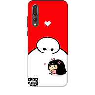 Ốp lưng dành cho điện thoại HUAWEI P20 PRO Big Hero Baby thumbnail