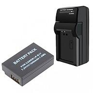 Bộ Pin Sạc cho Máy Ảnh Canon Camera Battery Charger LP-E17 AZONE thumbnail
