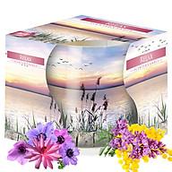 Ly nến thơm tinh dầu Bispol Relax 100g QT04317 - hương cây lau thumbnail