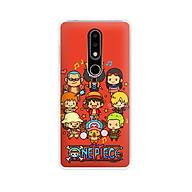 Ốp lưng điện thoại Nokia 6.1 plus X6 - 01171 7849 DAOHAITAC03 - ONE PIECE - Silicone dẻo - Hàng Chính Hãng thumbnail