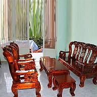 salon gỗ tràm tay 10 , bộ bàn ghế phòng khách cao cấp , bàn ghế gỗ thumbnail