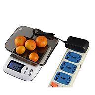 Cân tiểu ly 2kg 0.1g cao cấp V2 ( Tặng 02 nút kẹp cao su giữ dây điện ) thumbnail