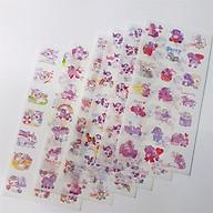 Bộ 6 Tấm Sticker Dán Trang Trí - Unicorn thumbnail