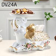 Hộp khăn giấy voi xinh đáng yêu thumbnail