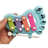Đồ Chơi Đàn 8 Thanh - Đàn Xylophone Phát Triển Khả Năng Cảm Quan, Cảm Thụ, Nhận Biết Cho Bé thumbnail