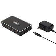 Unitek V109A - Bộ Chia HDMI 1 ra 4 Độ Phân Giải 4K HD Hỗ Trợ 3D Khoảng Cách Truyền Lên Tới 30m Kèm Nguồn AnZ - Hàng Chính Hãng thumbnail