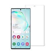 Miếng Dán PPF Mặt Trước cho Samsung Galaxy Note 10 Plus Dẻo full màn hình Hàng Chính Hãng thumbnail
