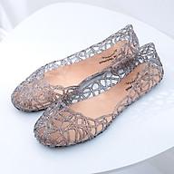 Giày búp bê nhựa đi mưa thời trang 217 thumbnail