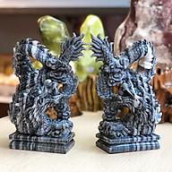 Tượng Rồng phong thủy đá tự nhiên - Roxi thumbnail
