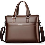 Túi xách công sở nam chất liệu da PU cao cấp DH1801 thumbnail