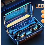 Tai Nghe Bluetooth Bluetoshita True Wireless AirBuds Tai Nghe Không Dây Âm Thanh Vòm 7.1 Super Bass BE88J Hàng Chính Hãng thumbnail