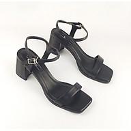 Giày sandal nữ quai mảnh mũi vuông Enako TP13520 thumbnail