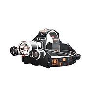 Đèn pin Led siêu sáng đội đầu 3 bóng thumbnail