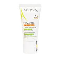 Kem dưỡng ẩm, làm dịu và giảm ngứa cho da rất khô, viêm da cơ địa Exomega Control A-Derma 50ml thumbnail