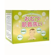 Bột giặt chuyên dụng cho tã, quần áo trẻ sơ sinh nội địa Nhật Bản thumbnail