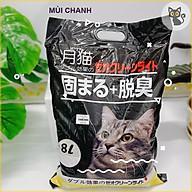 Cát Vệ Sinh Cho Mèo - Cát Nhật 8L (6 mùi) thumbnail