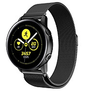 Dây Thép Lưới Nam Châm Milanese Loop Cho Galaxy Watch Active 2, Active 1, Galaxy Watch 42, Garmin, Ticwatch Pro, Gear S3 , Galaxy Watch 46 thumbnail