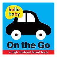 On the Go Lift the Flap Tab - Lift The Flap Tab (Board book) thumbnail