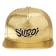 Mũ kết Rap Việt SUBOI màu Vàng kim thumbnail