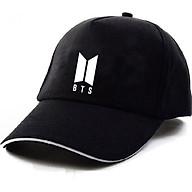 Mũ nón in chữ BTS lưỡi trai như hình thumbnail
