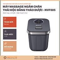 Máy Massage Chân Tự Động Bồn Massage Chân Hồng Ngoại Quà Tặng Cho Bố Mẹ thumbnail