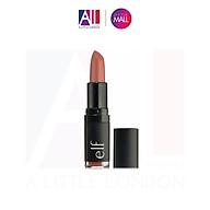 Son thỏi e.l.f Velvet Matte Lipstick - Blushing Brown thumbnail