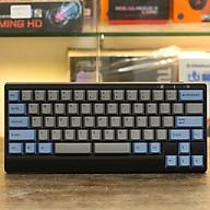 Bàn phím cơ Leopold FC650MDS PD Blue Grey - Hàng chính hãng thumbnail
