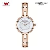 Đồng hồ Nữ Kenneth Cole dây thép không gỉ 32mm - KC50203002 thumbnail