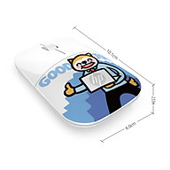 Chuột hoạt hình chính hãng HP 1200 DPI Máy tính chơi game không dây Phiên bản giới hạn Chuột Z3700 Cá tính Sáng tạo Bé gái Quà tặng cho máy tính xách tay thumbnail
